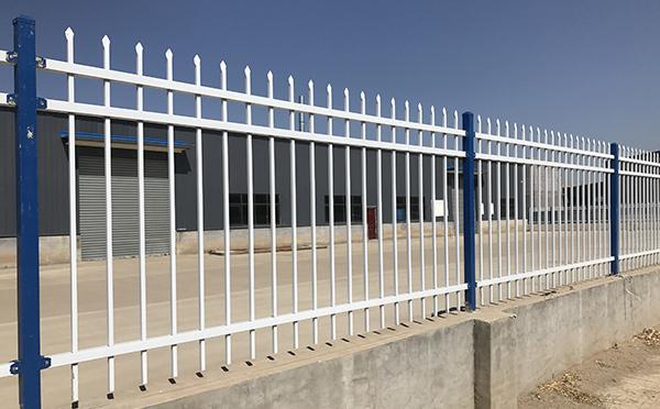 围墙护栏案例