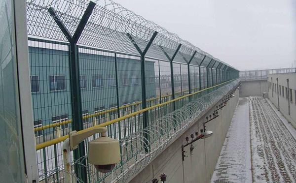 监狱隔离栅案例